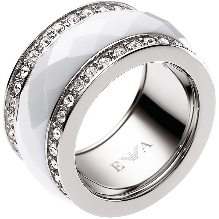 ring woman jewellery Emporio Armani EGS1525040505