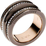 ring woman jewellery Emporio Armani EGS1572221506