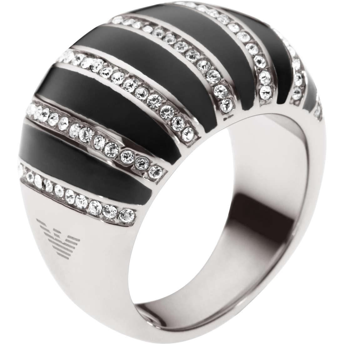 ring woman jewellery Emporio Armani EGS1676040505