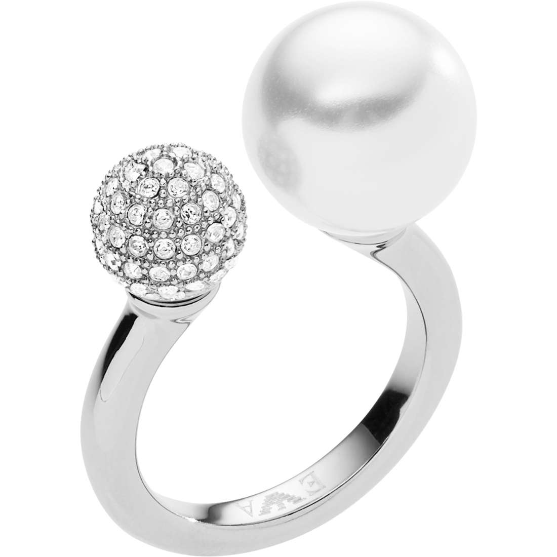 ring woman jewellery Emporio Armani EGS2231040508