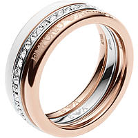 ring woman jewellery Emporio Armani EGS2363040508