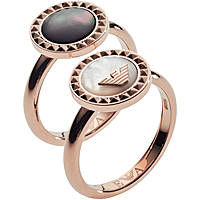 ring woman jewellery Emporio Armani EGS2561221505