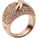ring woman jewellery Emporio Armani Fall 2013 EGS1785221508