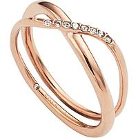 ring woman jewellery Fossil Classics JF02255791508