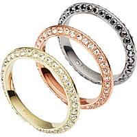 ring woman jewellery Fossil Holiday 15 JF02126998505
