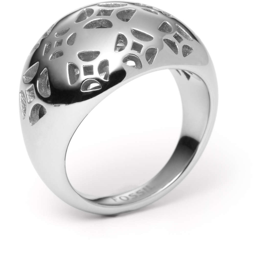 ring woman jewellery Fossil JF00434040503