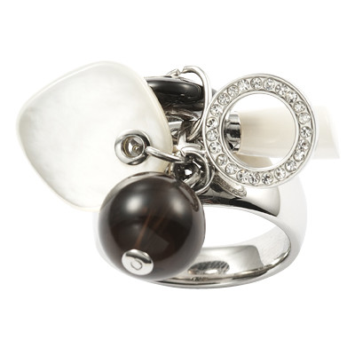 ring woman jewellery Fossil JF83387040504