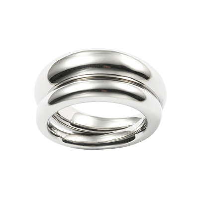 ring woman jewellery Fossil JF83388040504