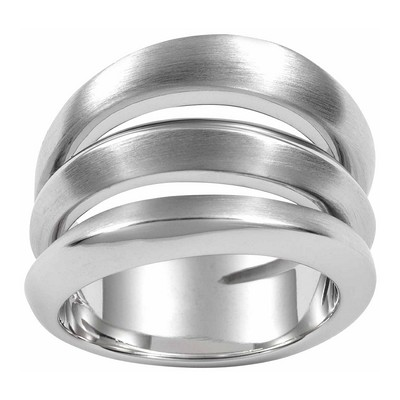 ring woman jewellery Fossil JF84206040504
