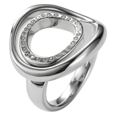 ring woman jewellery Fossil JF85222040504