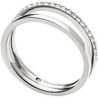 ring woman jewellery Fossil Vintage Glitz JF02911040503