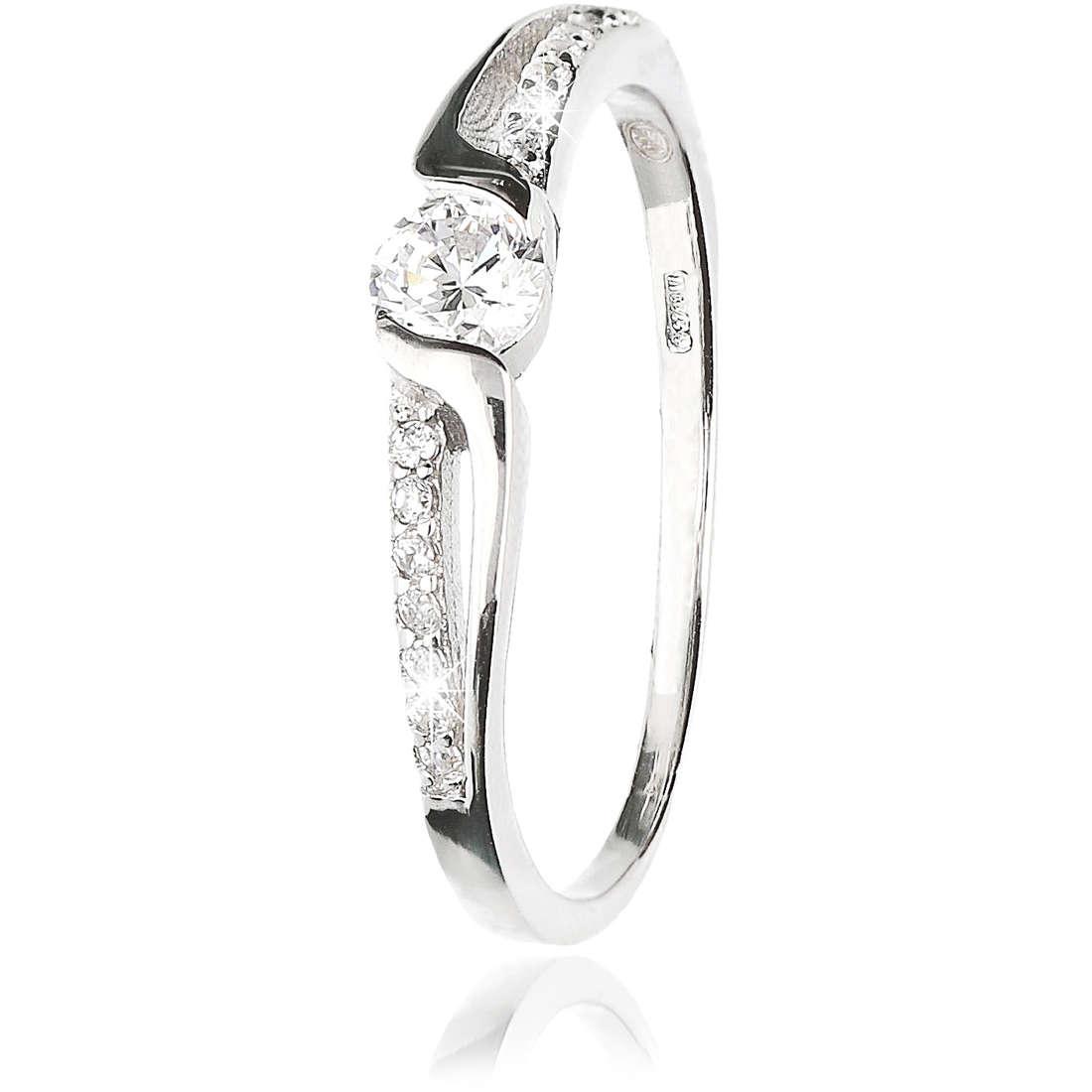 ring woman jewellery GioiaPura GPSRSAN1216-16