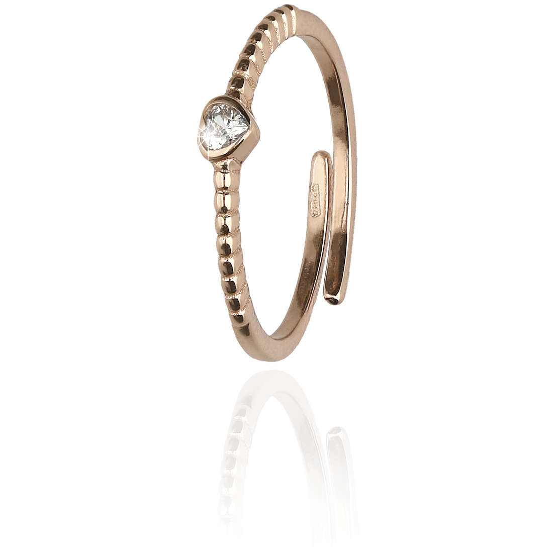 ring woman jewellery GioiaPura GPSRSAN2245-E