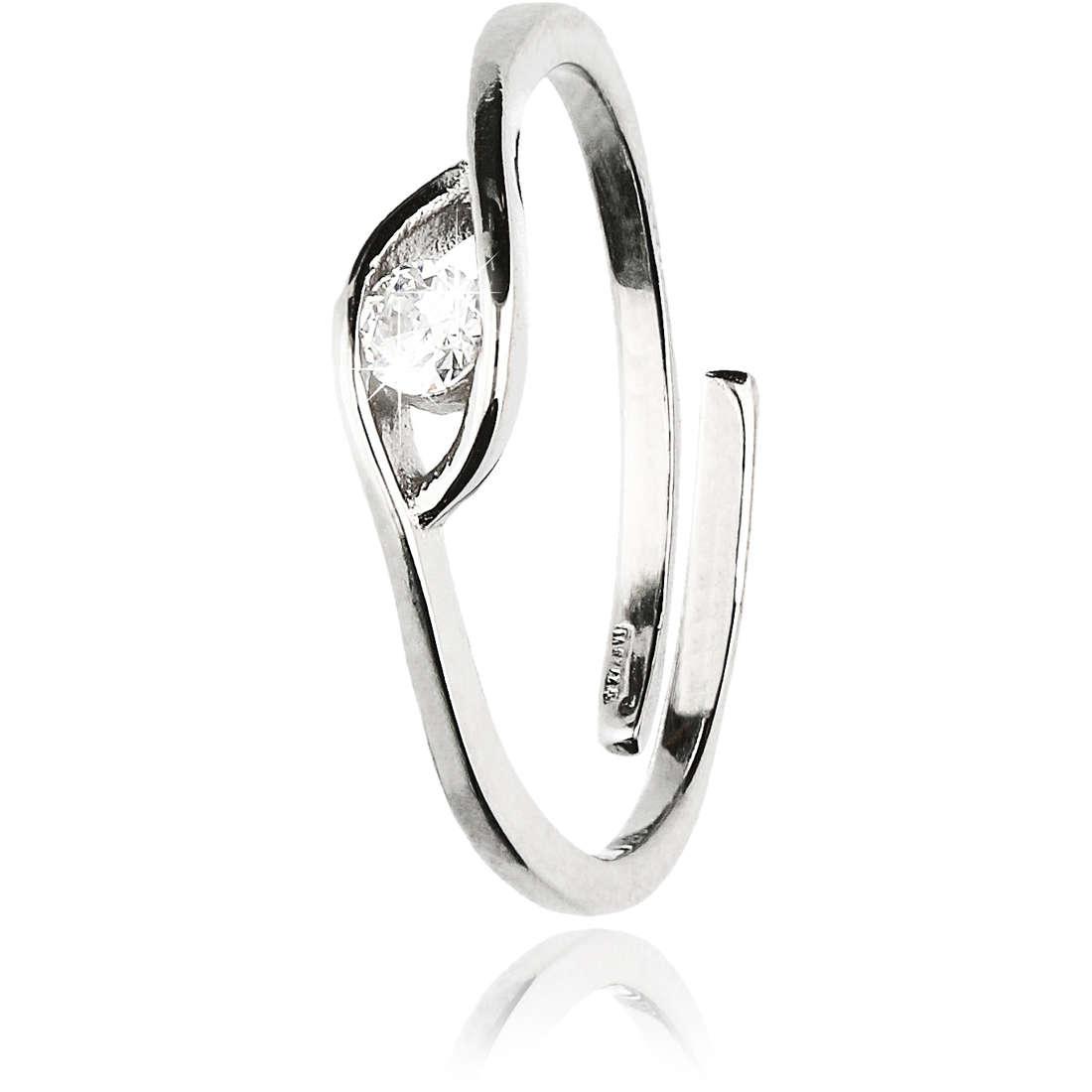 ring woman jewellery GioiaPura GPSRSAN2247