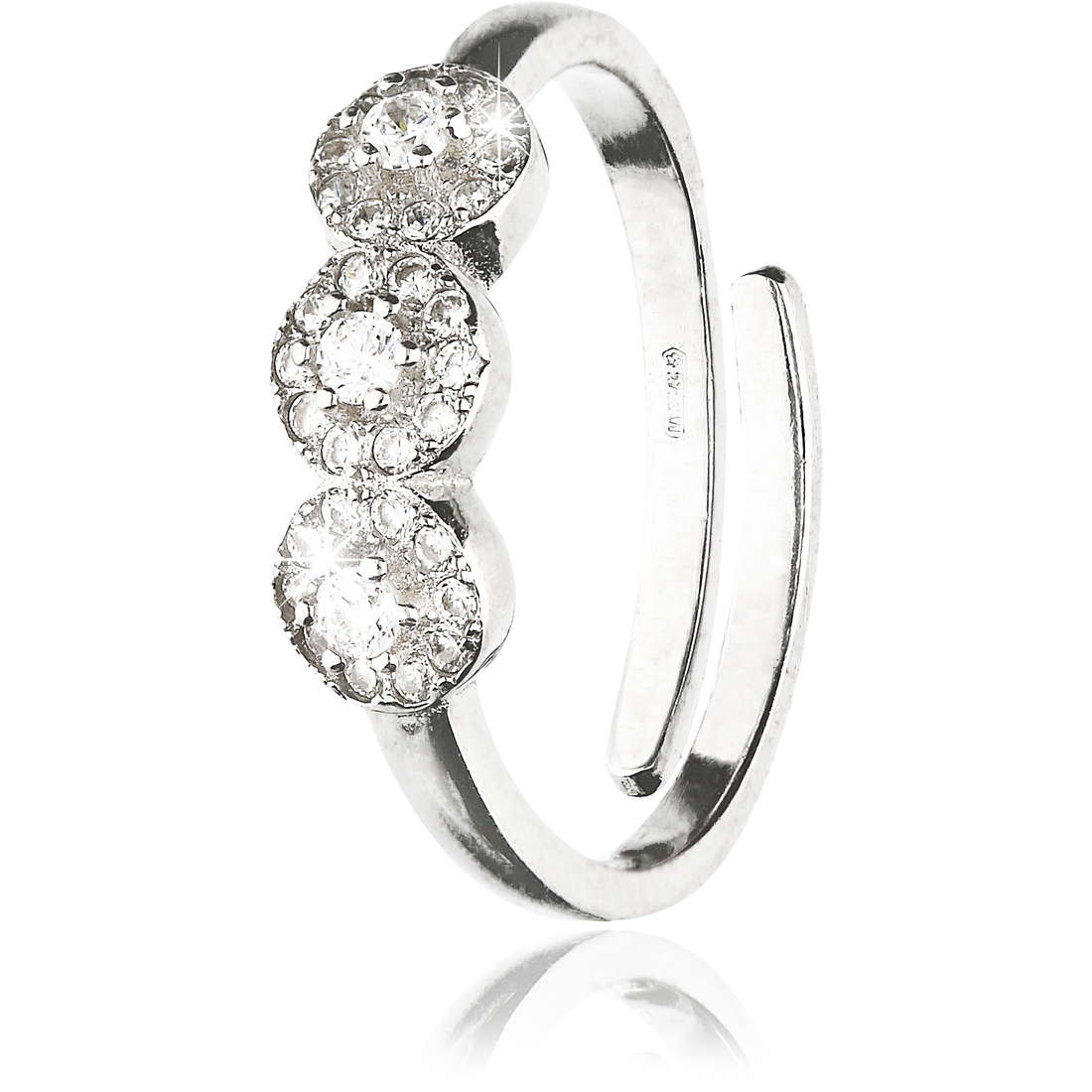 ring woman jewellery GioiaPura GPSRSAN2391