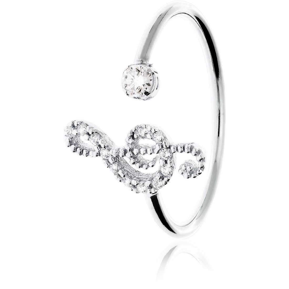 ring woman jewellery GioiaPura GPSRSAN2408