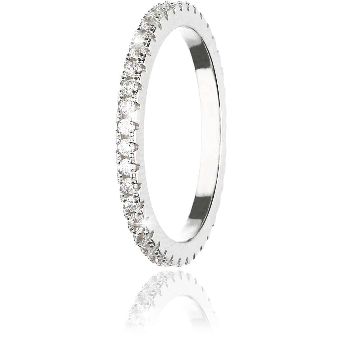 ring woman jewellery GioiaPura GPSRSAN2489-16