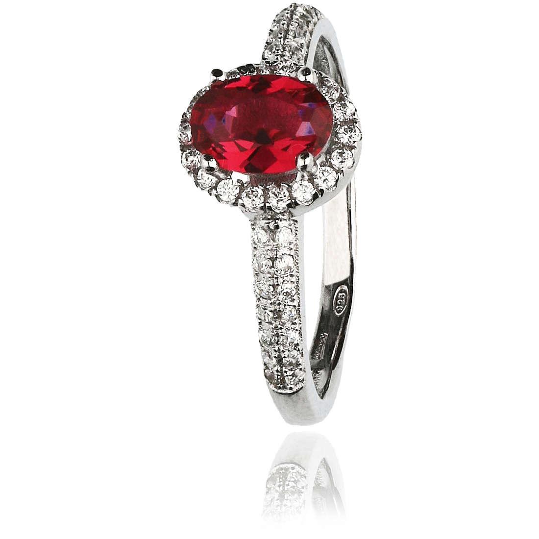ring woman jewellery GioiaPura GPSRSAN2496-16