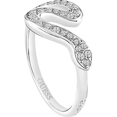 ring woman jewellery Guess Guess Eden UBR72507-54