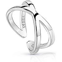 ring woman jewellery Guess Hoops I Did It Again UBR84004-52