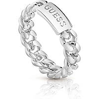 ring woman jewellery Guess Hoops I Did It Again UBR84014-56