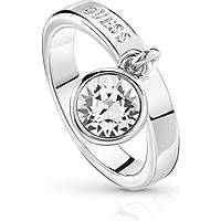 ring woman jewellery Guess Hoops I Did It Again UBR84022-50