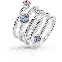 ring woman jewellery Guess Me & You UBR84058-54