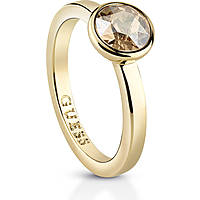 ring woman jewellery Guess Miami UBR83021-52