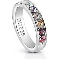 ring woman jewellery Guess Miami UBR83037-52