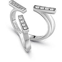 ring woman jewellery Guess Million Hearts UBR85046-56