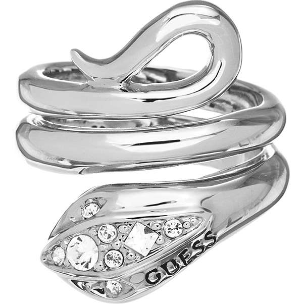 ring jewellery guess original ubr51419 54 rings