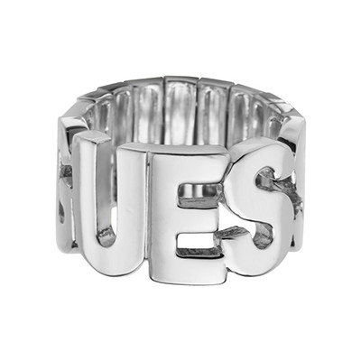 ring woman jewellery Guess Settembre 2013 UBR91303-S