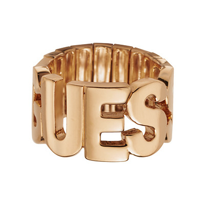 ring woman jewellery Guess Settembre 2013 UBR91305-S