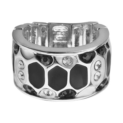 ring woman jewellery Guess Settembre 2013 UBR91309-S