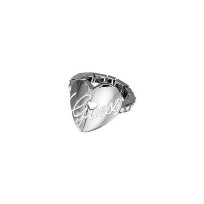 ring woman jewellery Guess UBR11101-S