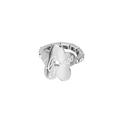 ring woman jewellery Guess UBR11104-S