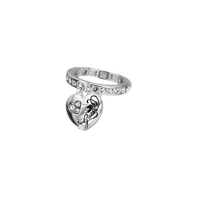 ring woman jewellery Guess UBR12001-L