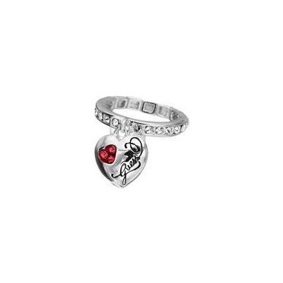 ring woman jewellery Guess UBR12002-S