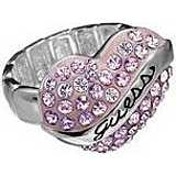 ring woman jewellery Guess UBR12012-L