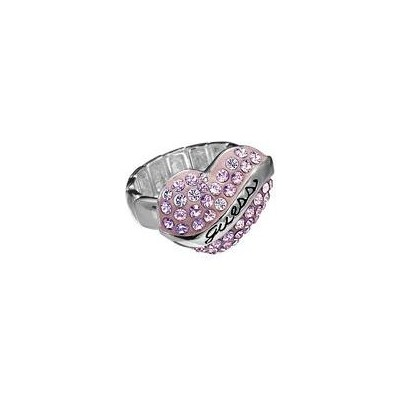 ring woman jewellery Guess UBR12012-S