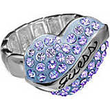ring woman jewellery Guess UBR12014-L
