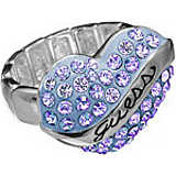 ring woman jewellery Guess UBR12014-S