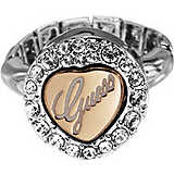 ring woman jewellery Guess UBR21103-L