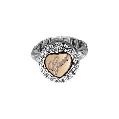 ring woman jewellery Guess UBR21103-S