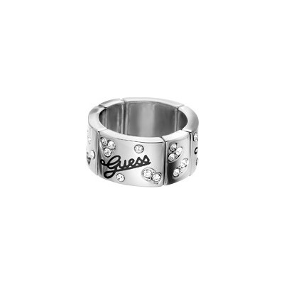 ring woman jewellery Guess UBR31004-L