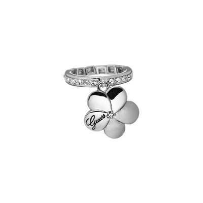 ring woman jewellery Guess UBR31101-S