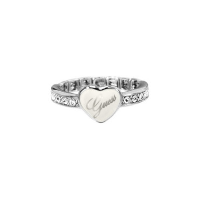 ring woman jewellery Guess UBR31110-L