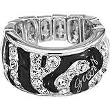 ring woman jewellery Guess UBR71201-L