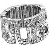 ring woman jewellery Guess UBR80919