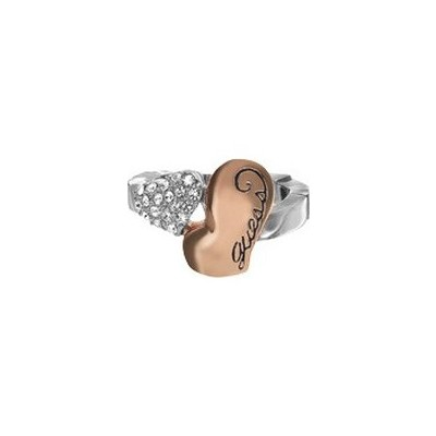 ring woman jewellery Guess UBR80929